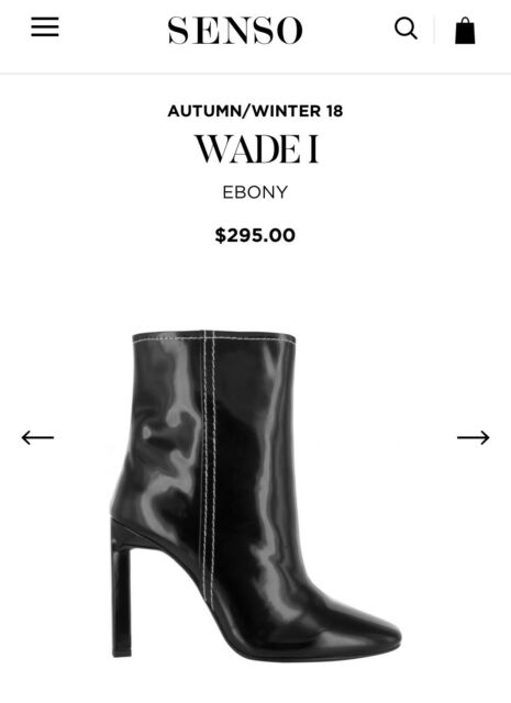 New Senso Boots for sale online