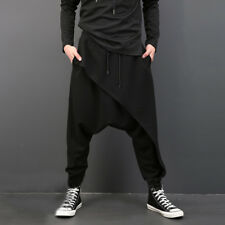 a93dcc567b72 AU STOCK Men's Harem Dance Baggy Pants Casual Drop Crotch Trousers Jogger  Slacks
