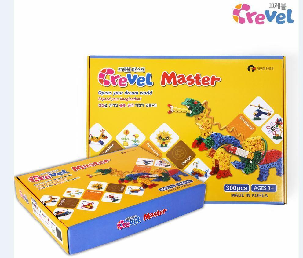 ordina ora goditi un grande sconto Creative Thinre, Educational, Crevel Korea Crevelmaster 300 300 300  essere molto richiesto