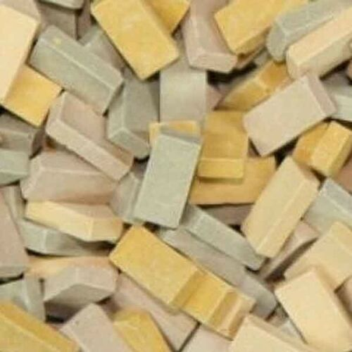 Juweela 27064 2000 Ziegelsteine 1:72 beige Mix 0,55€//100 Stück