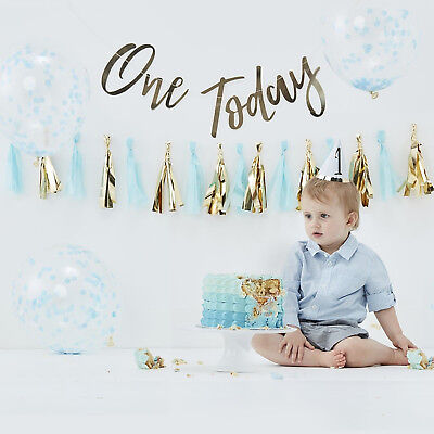 Phenomenal Boys 1St Birthday Cake Smash Kit Complete First Birthday Diy Funny Birthday Cards Online Kookostrdamsfinfo