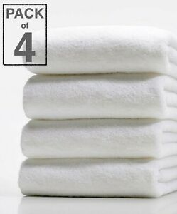 White Hotel Quality Towels100/% Egyptian CottonFace Hand Bath Sheets