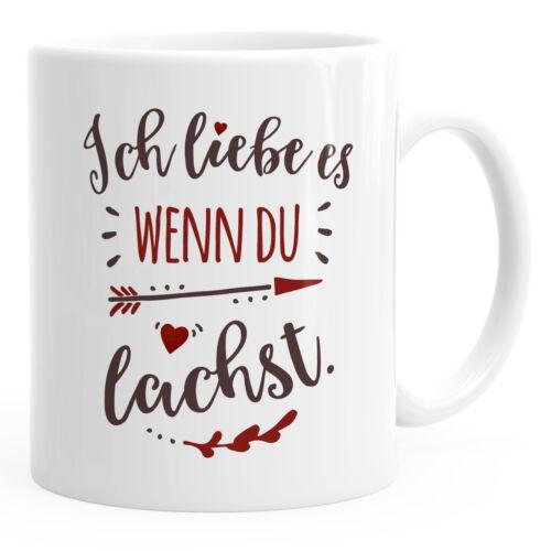 Café-taza me encanta cuando te ríes querida-regalo amigo amiga