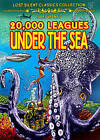 20, 000 Leagues Under the Sea (DVD, 2013)