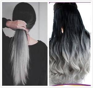Gray Hair Care Natural