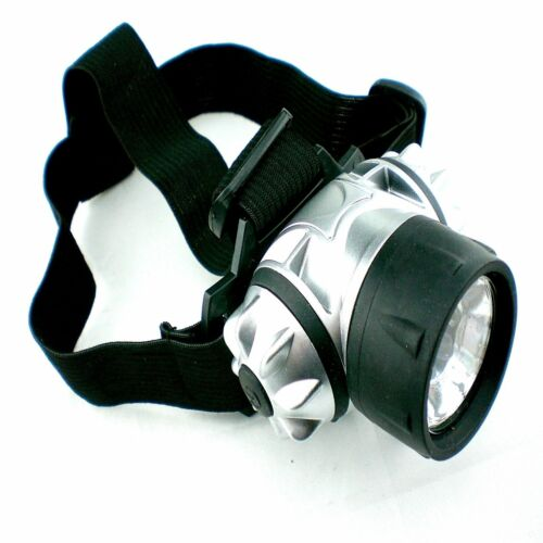 7 LED Headlamp with adjustable Strap