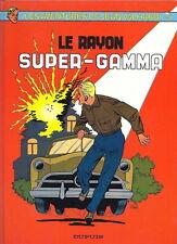 RARE PAAPE + DESSIN ORIGINAL RAYON SUPER GAMMA - MACHINE À CONQUÉRIR LE MONDE