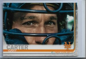 2019-Topps-Series-2-Baseball-Short-Print-Variation-Gary-Carter-591-NY-METS-SP