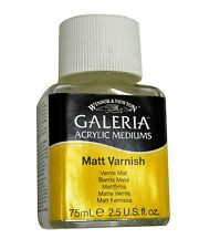 WINDSOR & NEWTON GALERIA 3022802 - Vernis Mat Acrylique 75 ml  *NEUF*
