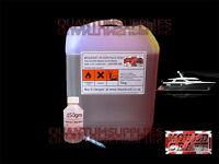5kg MARINE GRADE ISOPHTHALIC POLYESTER RESIN + Hardener kit - FIBREGLASS moulds