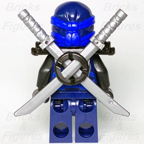 NINJAGO lego BLUE NINJA JAY hands of time GENUINE 70626 dawn of iron doom NEW