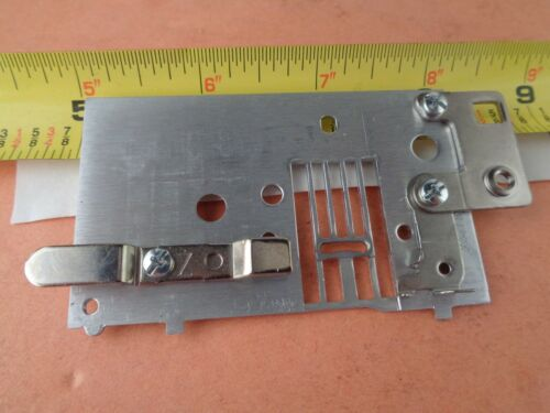 Needle plate A Brother Innov-is NV350SE,NV400,NV550SE,600,5000,1500,NX800,450