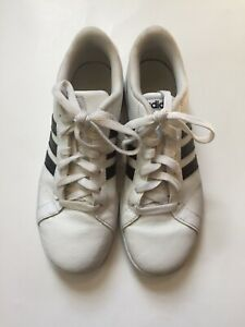 Adidas Neo Youth Size 4.5 Black And