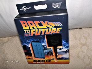 Zurück in die Zukunft Delorean Key Autoschlüssel-Set Replica NEU,OVP,Lizenz