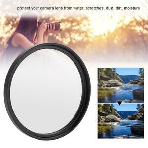 Vbestlife-Slim-UV-Lens-Schutz-Filter-fuer-Sony-Canon-Nikon-49mm-52mm-55mm