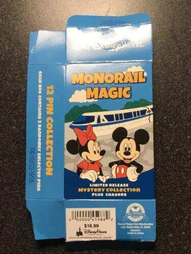 2017 WDW Walt Disney World Monorail Magic Mystery Collection Dale 120306