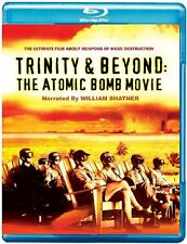 NEW Trinity and Beyond - the Atomic Bomb Movie [Blu-ray]