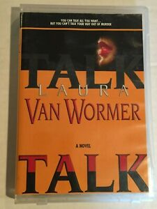 Talk by Laura Van Wormer - Fiction Book Cassette Audiobook Tested
