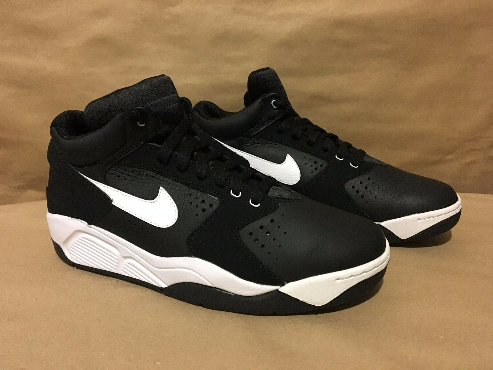 806392-003 nike air flug lite 2015 schwarz / in schwarz -  - n 20 new in / box 7c3d22