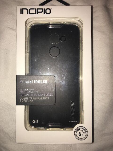 reputable site e41b6 81cf4 Incipio Alcatel Idol 4s Dual Layer Protection Phone Case