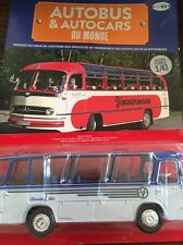 BUS AUTOBUS CAR IXO 1/43 Mercedes-Benz O321HK 1966 N°63 NEW NEUF