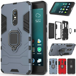 super popular 3ea5b d54fb Details about Hybrid Armor Magnetic Ring Stand Case Cover For Xiaomi Redmi  Note 4X /Note 5 Pro