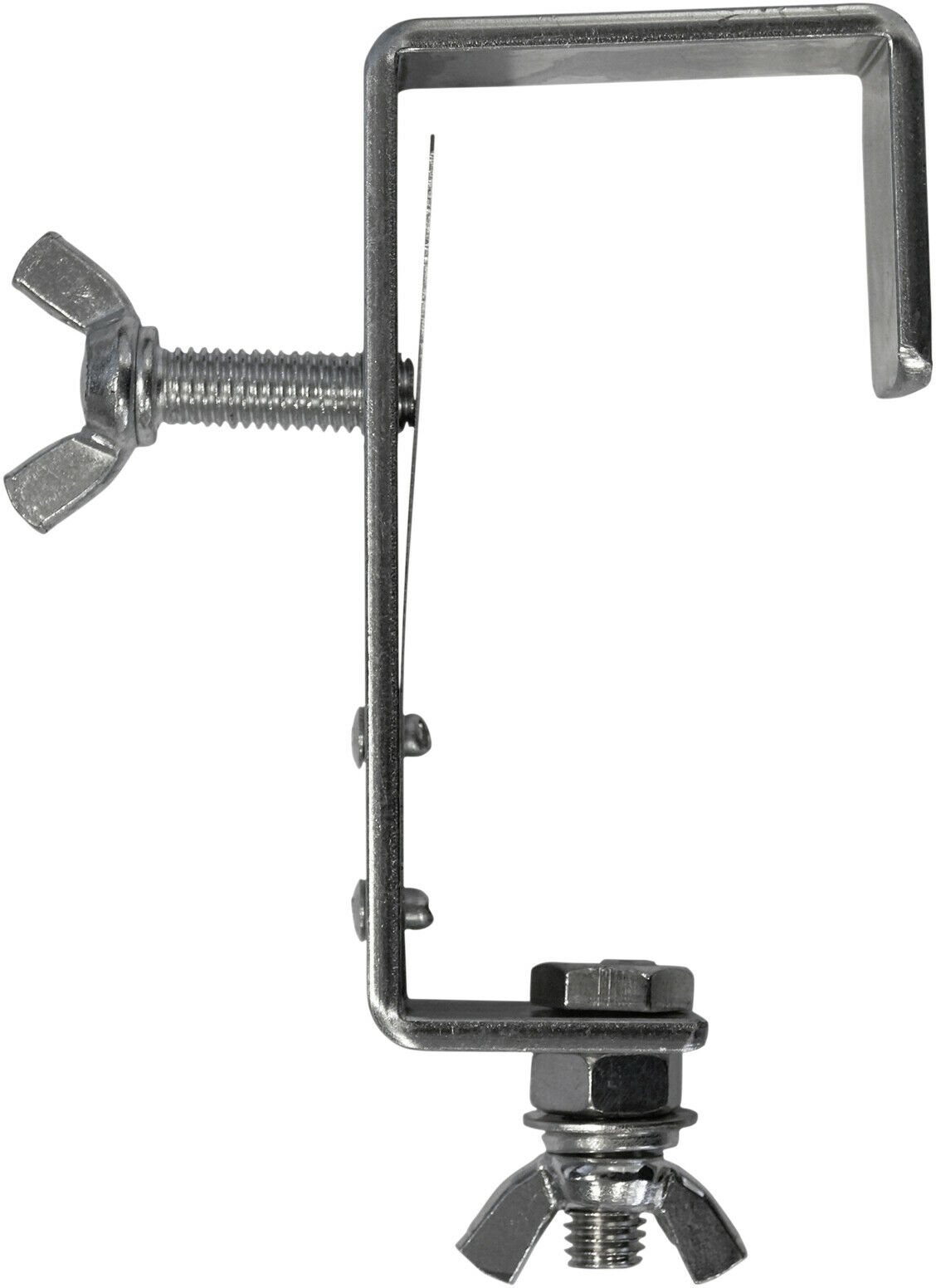 FX Lab Heavy Duty 50 mm G Clamp With Tube Protection Plate x 2