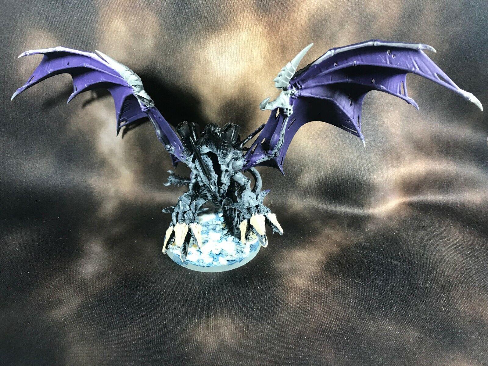 Warhammer 40k Tyranids Genestealer Cult Hive Tyrant Flyrant Devourer