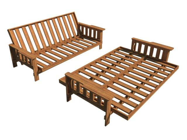 Futon Sofa Bed Plans Diy Lounger Couch