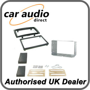 Peugeot 308 07 on Piano Black Double Din Car Stereo Fitting Kit Facia CT23PE04