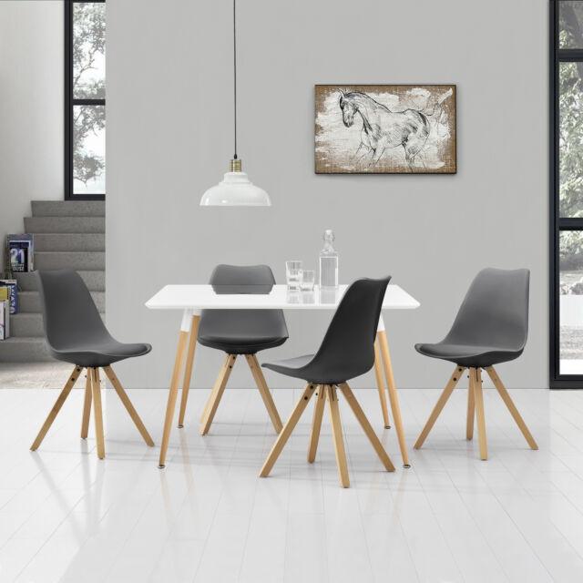 Esstisch stühle weiß günstig