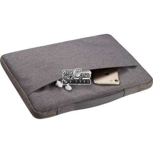 """For Various 11.6/"""" 12/"""" 13.3/"""" 14/"""" Dell Latitude Carry Laptop Sleeve Pouch Case Bag"""