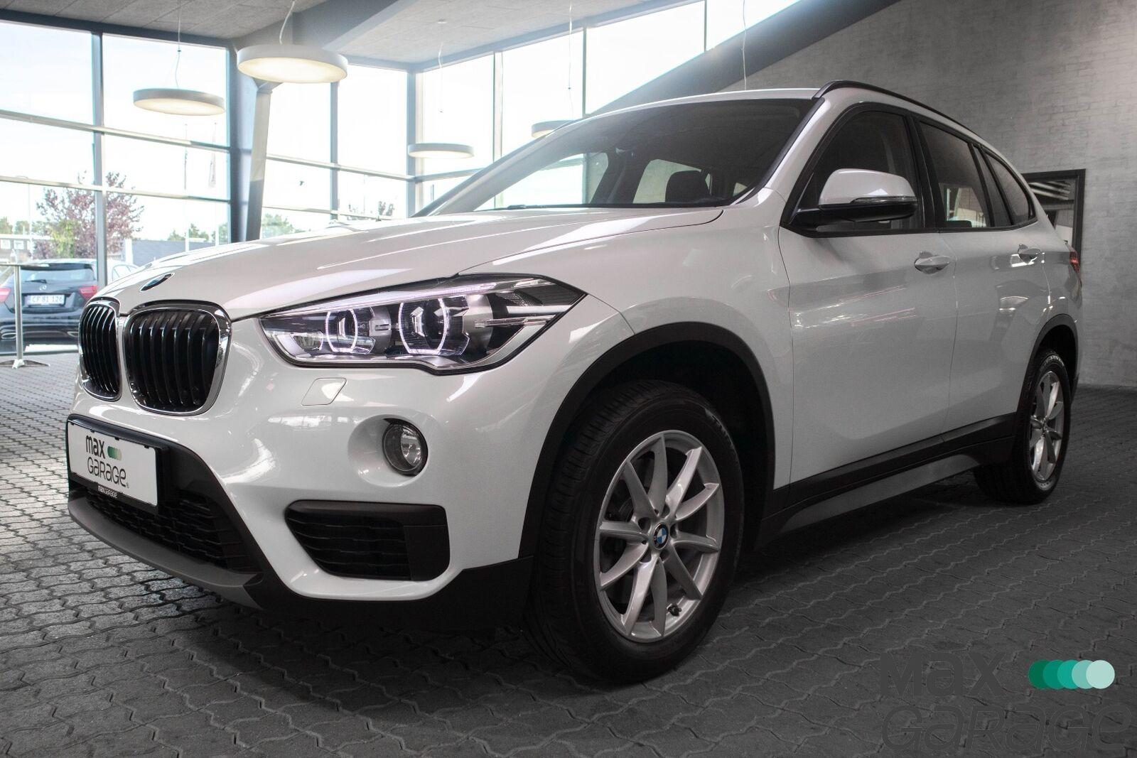 BMW X1 2,0 sDrive20d Advantage aut. 5d - 2.995 kr.