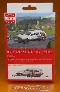 Busch 7827 A-set Crevaison H0 Scale 1 87 Nouveau Neuf Dans Sa Boîte-afficher Le Titre D'origine