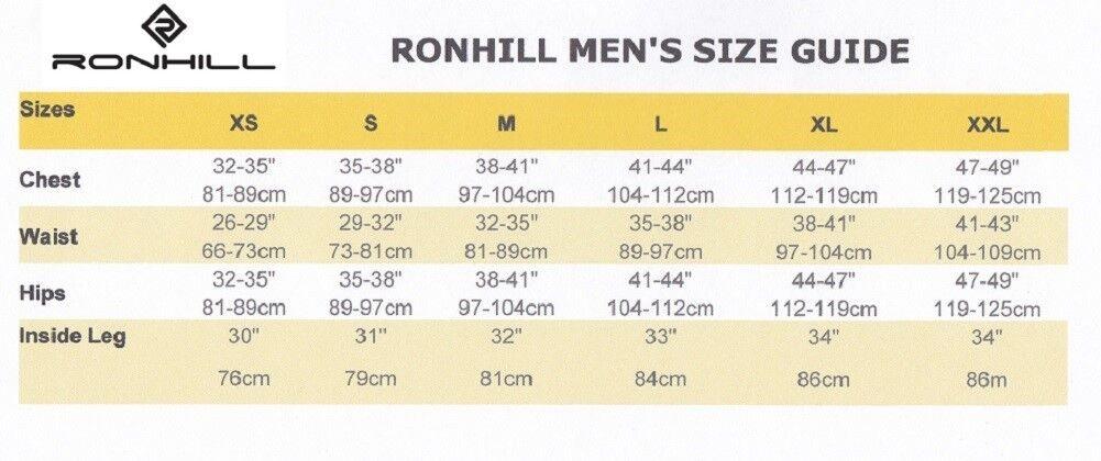 Ronhill Herren Infinity Infinity Infinity Marathon Zweibettzimmer-Haut Stretch Passform Laufshorts 5f3a21