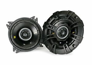 Kicker-CS4-10cm-2-Wege-Koax-System-10er-Boxen-Lautsprecher-Paarpreis
