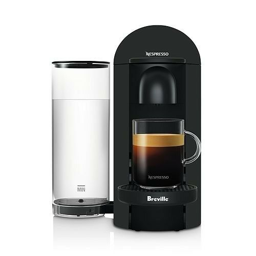 Nespresso greenuoPlus Coffee and Espresso Maker - White