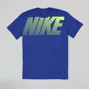 Details About Nike Men Dri Fit Short Sleeves T Shirt Size Large New With Tags