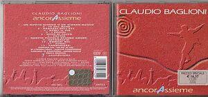 CLAUDIO-BAGLIONI-CD-ANCORASSIEME-FUORI-CATALOGO-1992