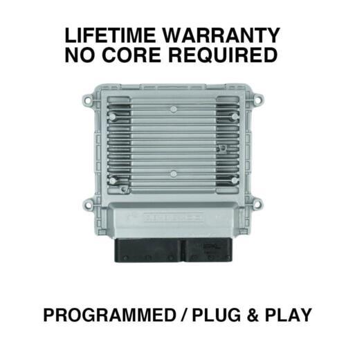 Engine Computer Programmed Plug/&Play 2009 Dodge Journey 05187263AG 2.4L PCM