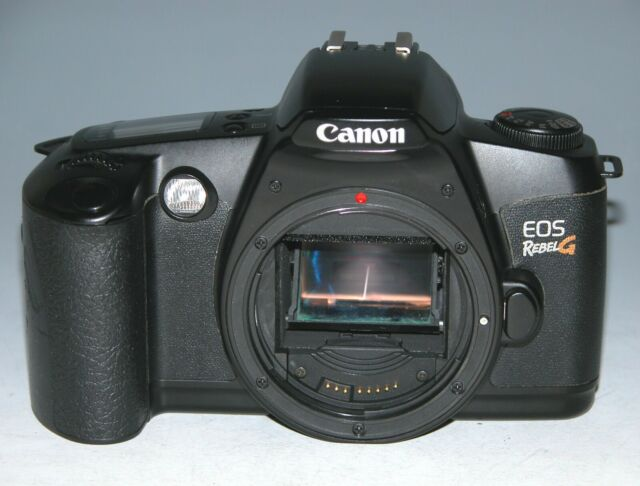 Canon EOS Rebel G / 500N 35mm SLR Film Camera Body Only for sale online |  eBay