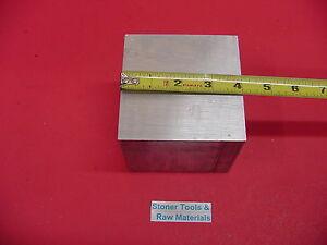 "3/"" X 3/"" ALUMINUM 6061 SQUARE SOLID BAR 14/"" long T6511 Flat Mill Stock"