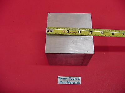 2 X 4 ALUMINUM 6061 FLAT BAR 8 long T6511 2.000 Plate Solid Mill Stock
