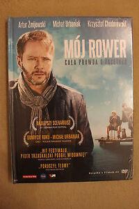 Moj-Rower-DVD-POLISH-RELEASE-Polski-Film