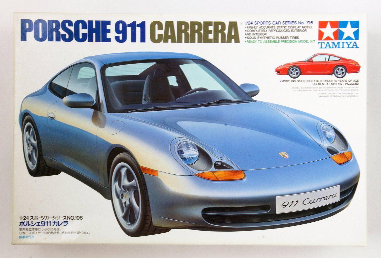 Tamiya 1//24 Porsche 911 Carrera Modèle Plastique Kit Neuf De Japon