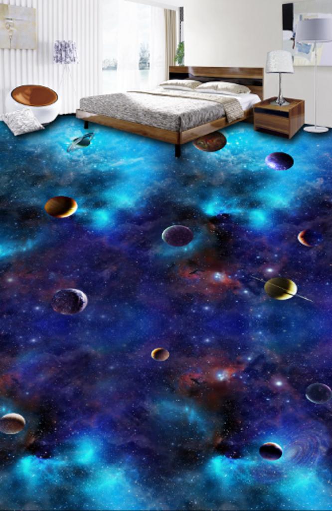 3D Dream Planet Universe 78 Floor WallPaper Murals Wall Print Decal AJ WALLPAPER