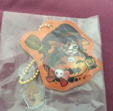 Black Butler Kuroshitsuji Book Of Circus Halloween Ichiban Kuji Grell Strap