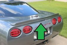 Pre-Painted Rear Spoiler Flush Wing FOR CHEVY CORVETTE C5 1997-2004 NO DRILLING!