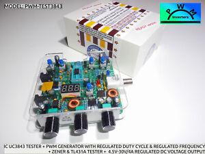 UC3843-amp-similar-FLY-back-Chips-Tester-TEST3843-GENERATOR-ZENER-amp-TL431-tester