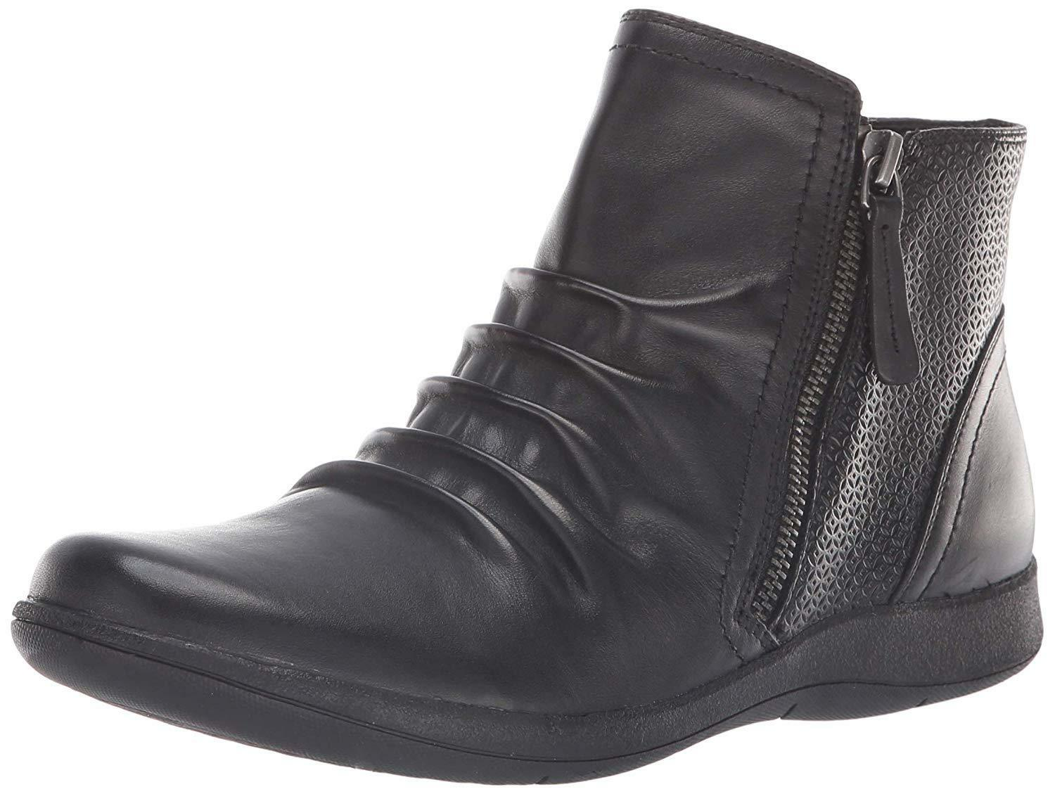 Rockport damen Daisey Panel Stiefel Ankle- Pick SZ Farbe.